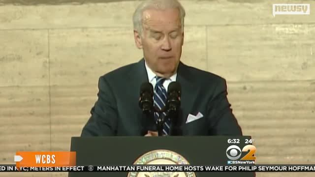 News video: Biden: La Guardia Feels Like It's In A 'Third World Country'